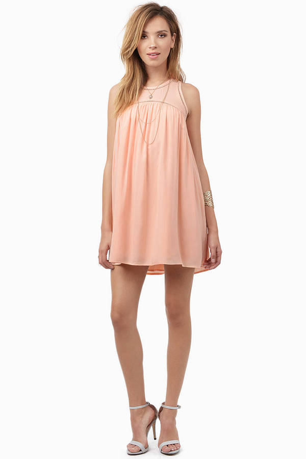 Sweet as Babydoll Dress
