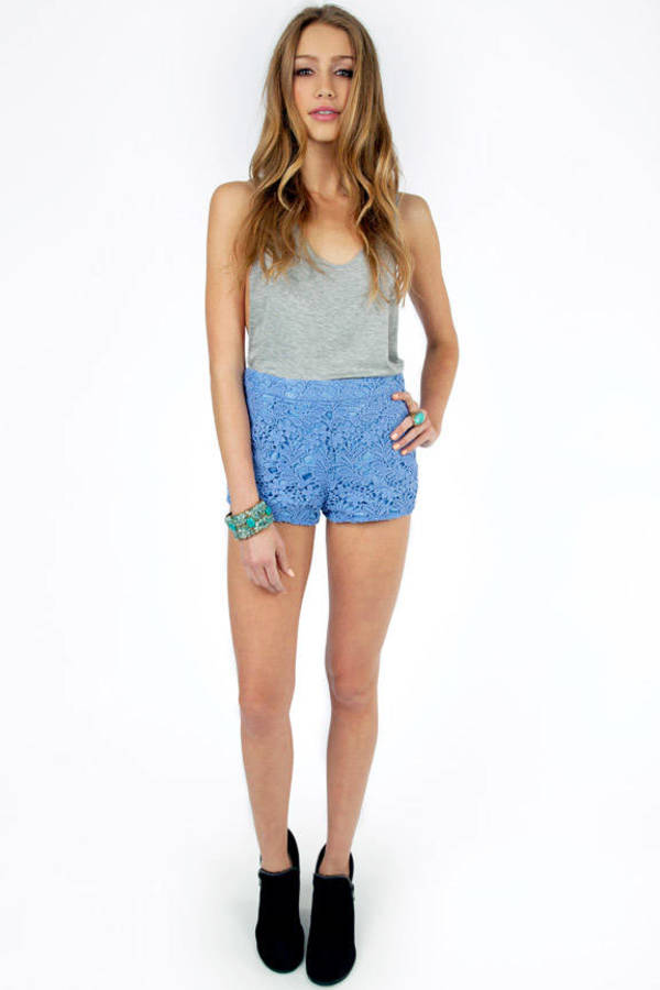 Madame Crochet Shorts