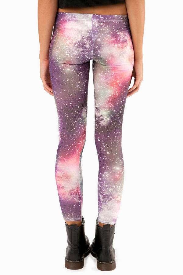 Galaxy Way Leggings
