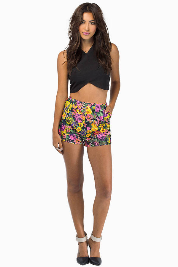 Scented Kisses Shorts