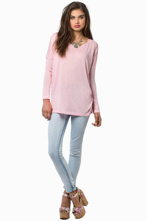 Sacred Place Dolman Top