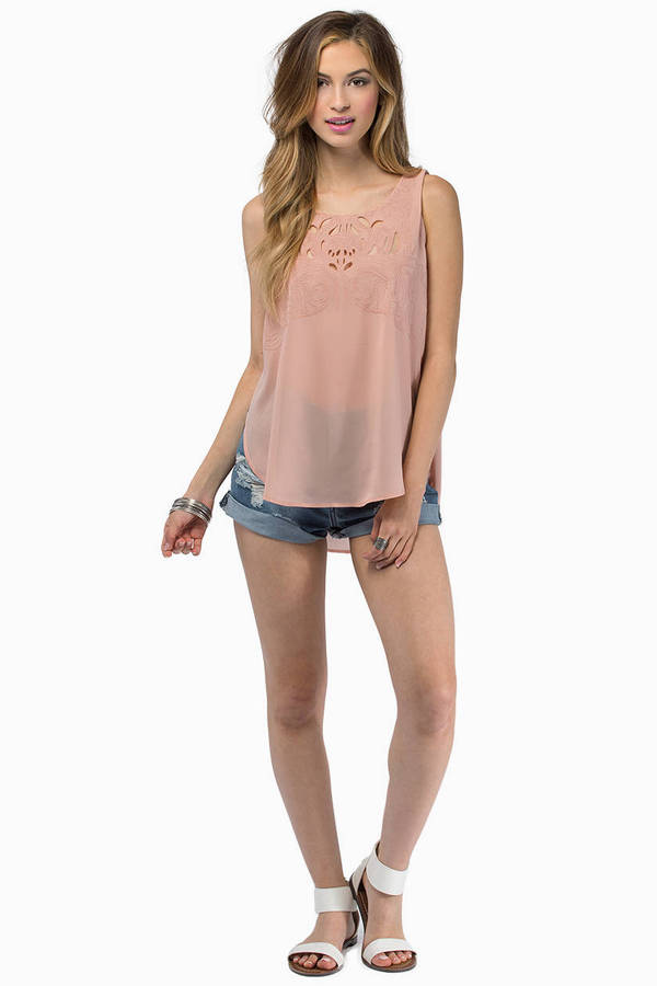 Sweeter Than This Top