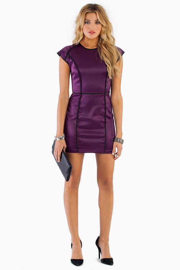 Brocade Piper Dress
