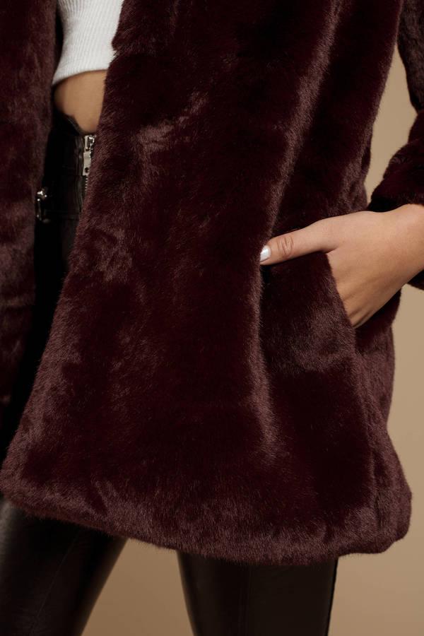 923f95bfaca Faux Fur Coats | Teddy Coats, Faux Fur Jackets | Tobi CA