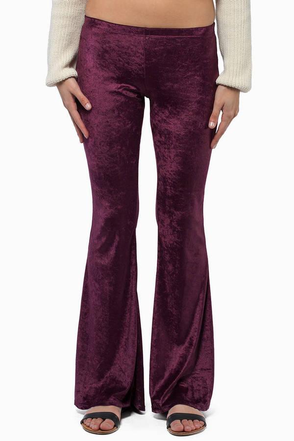 Veloura Flare Pants