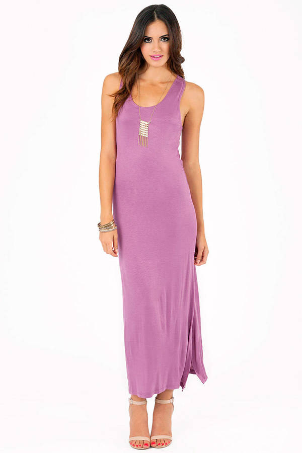 Loophole Maxi Dress