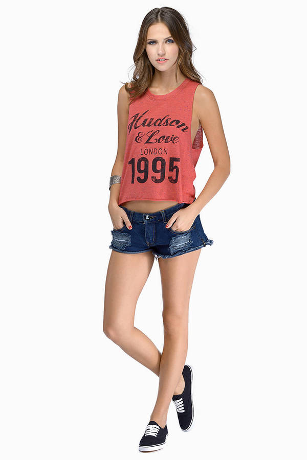 Cut Loose Tank Top