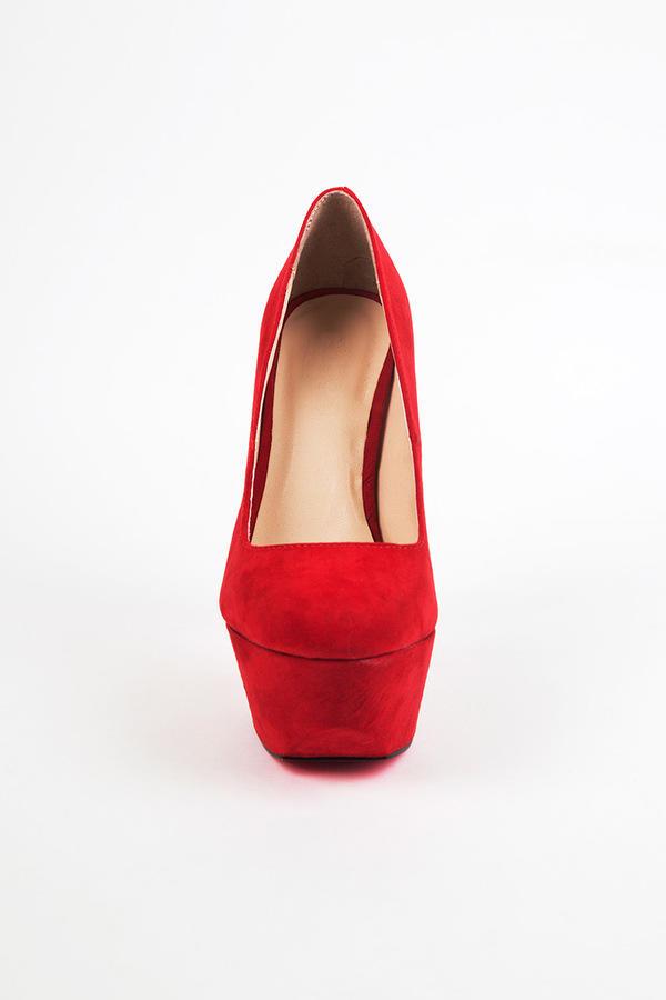 Everly Platform Heels