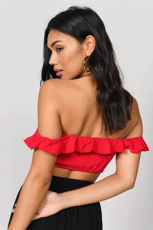 78f0262155 Tops for Women   Cute Shirts, Trendy Crop Top, Sexy Bodysuits   Tobi