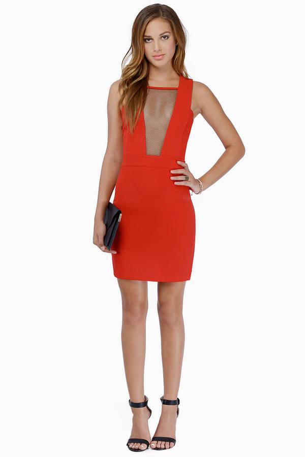 Net Worth Bodycon Dress