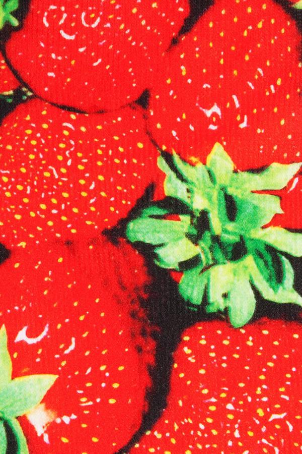 Strawberry Field Ankle Socks