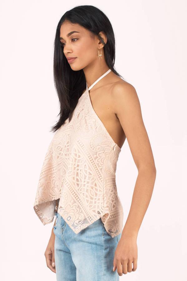 Lace Blouse Styles
