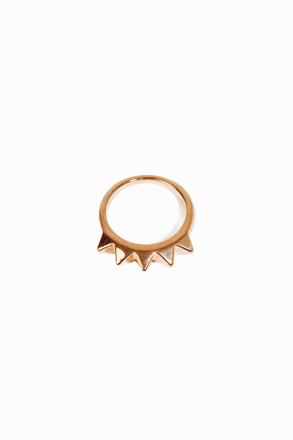 5-Spike Ring
