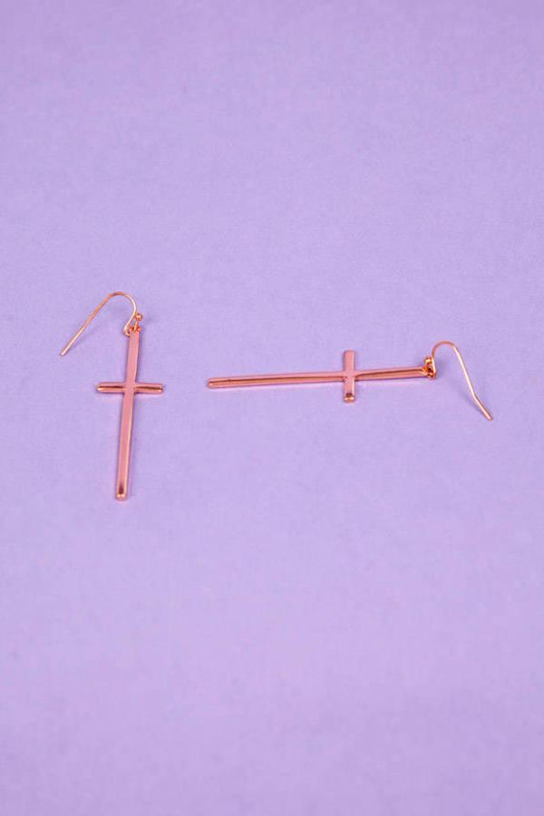 Intersection Earrings