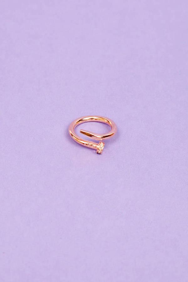 Nail Ring