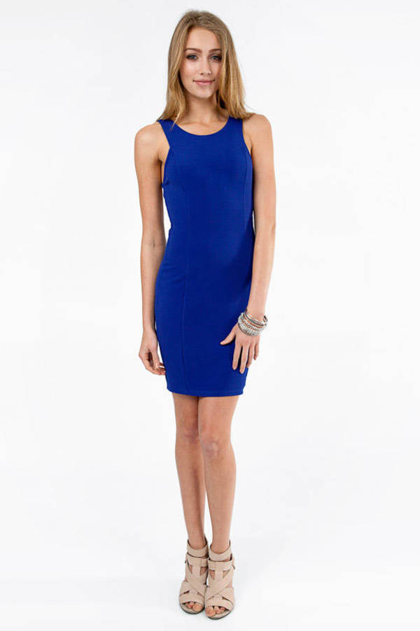 Make Your Mark Bodycon Dress