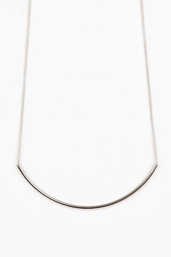 Ana Accessories Around the Curve Necklace