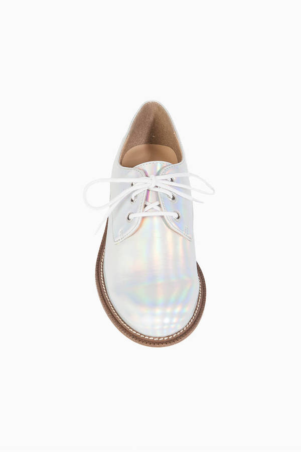 Luichiny Lucky Girl Oxford Shoes