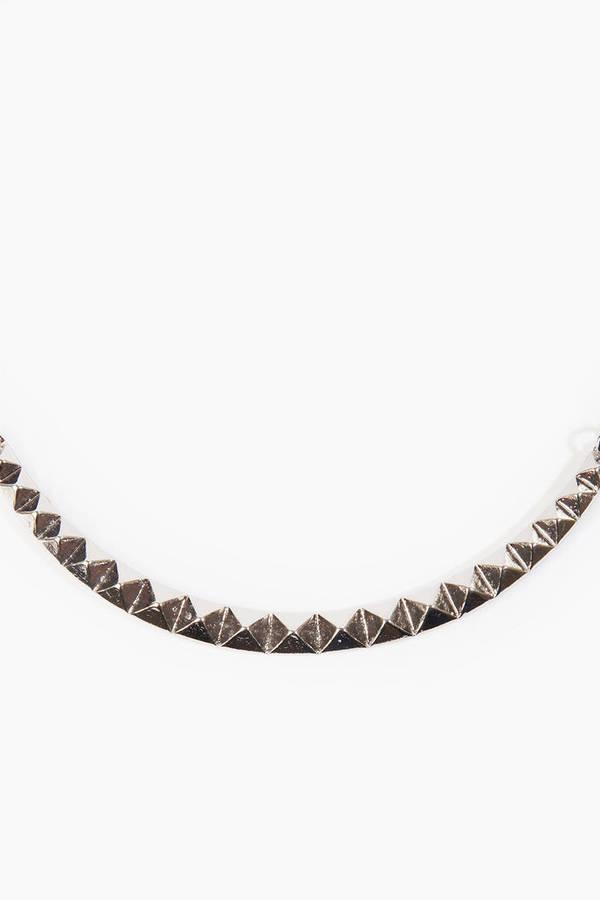 Pyramider Necklace