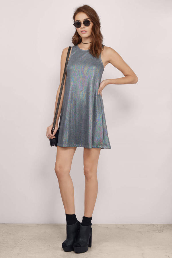 To The Point Tunic Dress