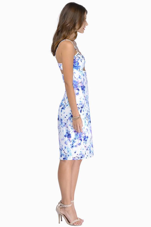 Fairground Boob Midi Dress
