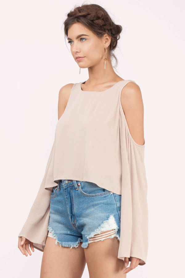 Extra Long Sleeves Trend | Tops with Extra Long Sleeves, Shirts | Tobi