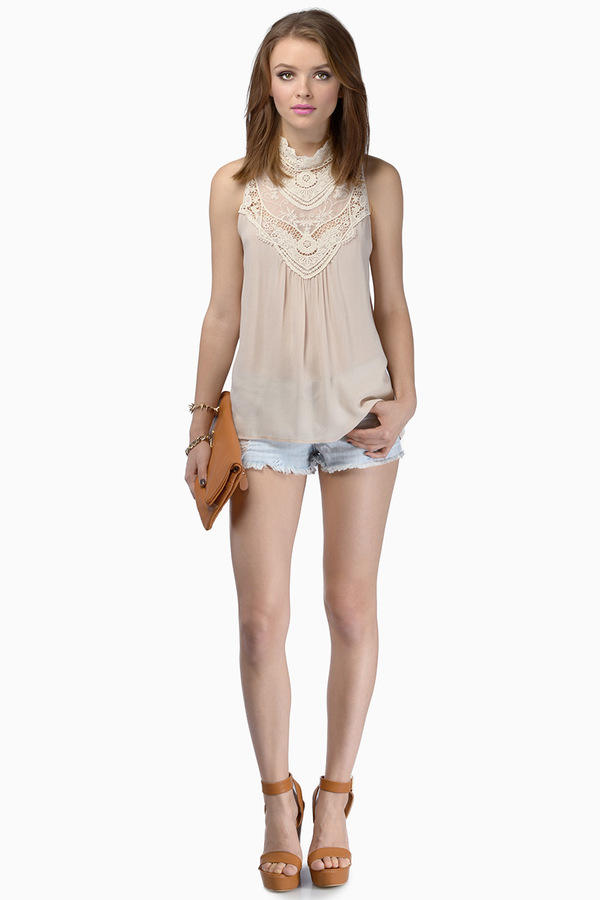 Laced With Love Top