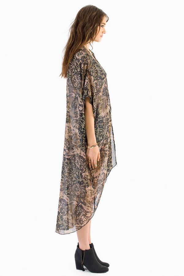Regal State Kimono