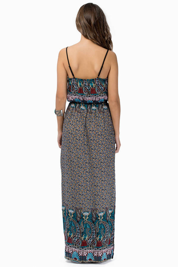 This Moment Maxi Dress