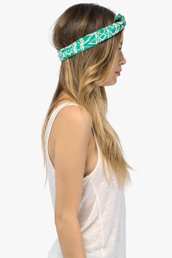 Ana Accessories Twist Off Headband
