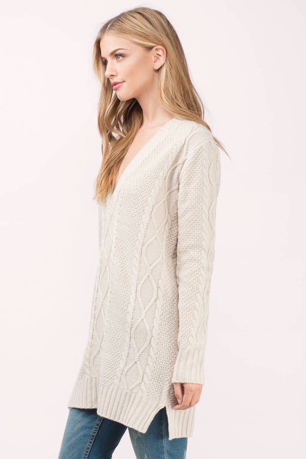 Completely new Toast Dress - Sweater Dress - Long Sweater - Day Dress - $22 | Tobi US XE15