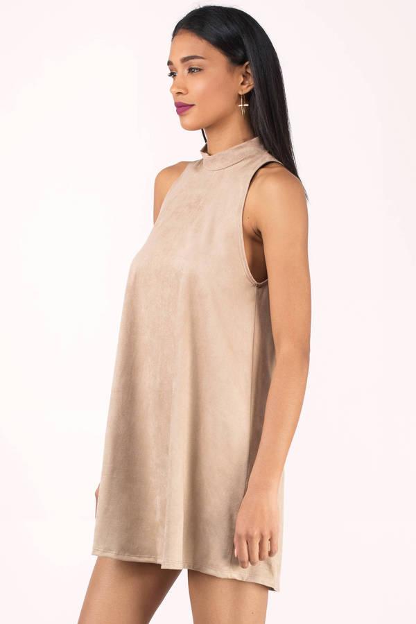 Sleeveless Dresses   Black Sleeveless Dress, Tank Top Dress   Tobi