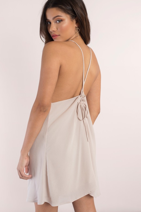 Beige Dresses | Nude, Champagne Colored, Party & Wedding| Tobi