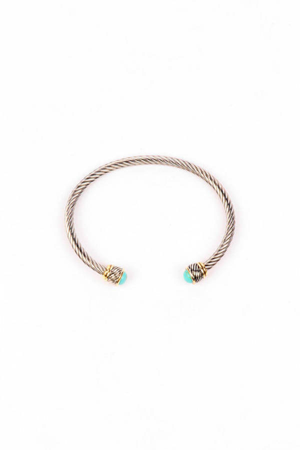 Cable Car Bracelet