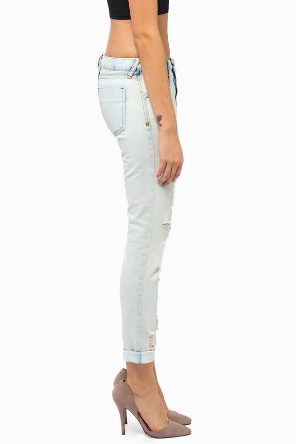 Madison Boyfriend Jeans