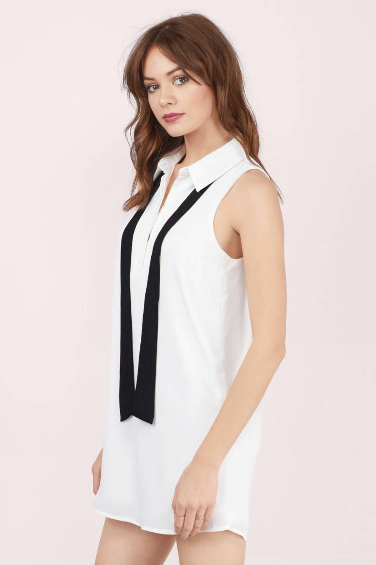 Black and white formal cocktail dresses