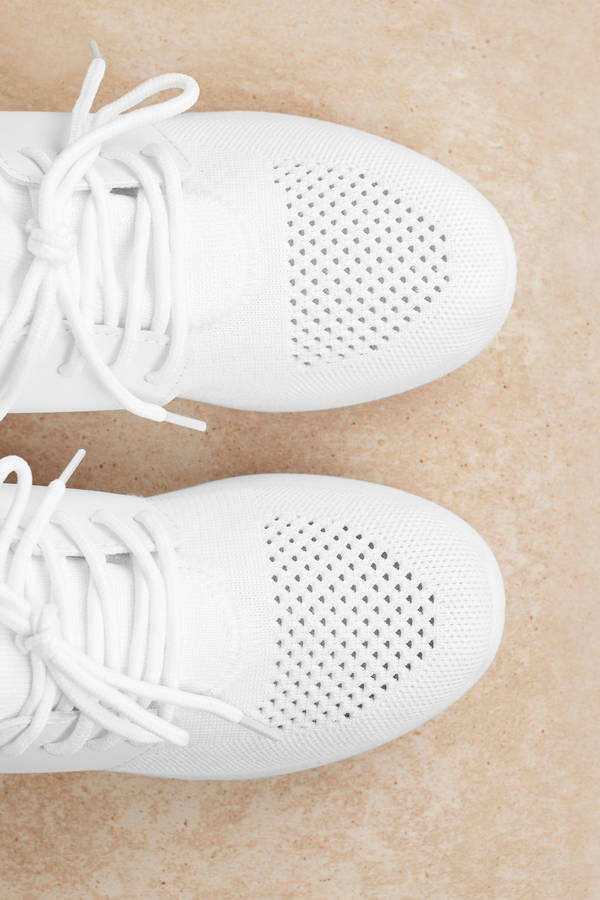 Christian Knit Sneakers