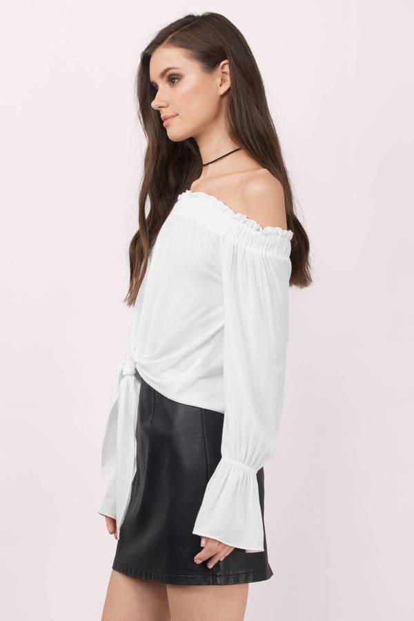 Blouses For Women White Blouse Sheer Blouse Black Blouse  Tobi