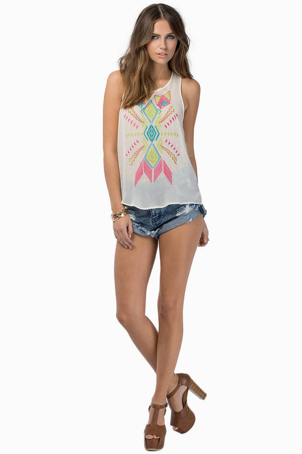 Going Native Top