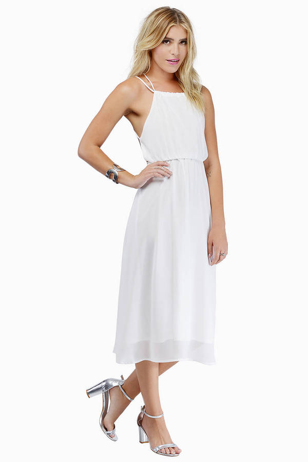 Limitless Midi Dress