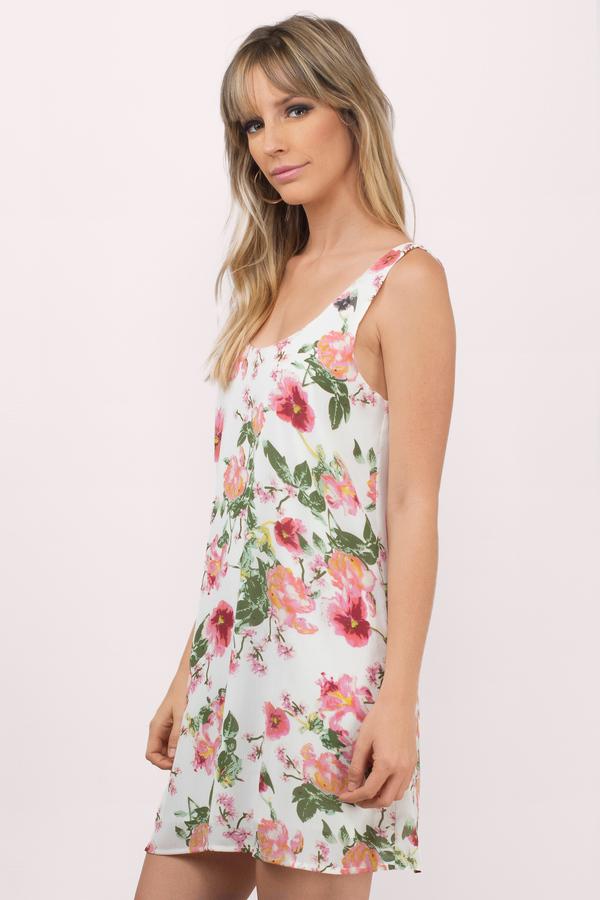 Floral Dresses   Long Flower Dresses, Floral Print Maxi Dresses   Tobi