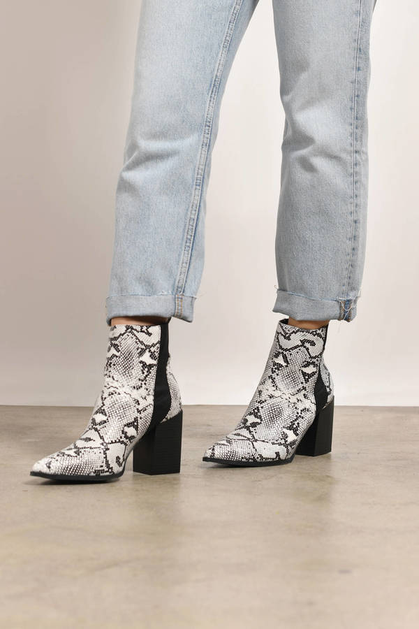 Ankle Boots \u0026 Booties   Black Booties