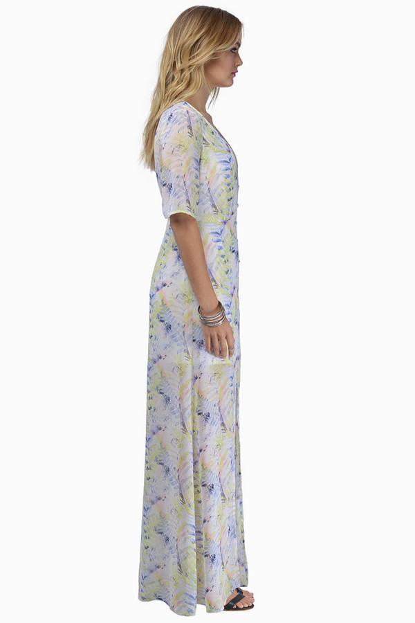 Magic Hour Maxi Dress
