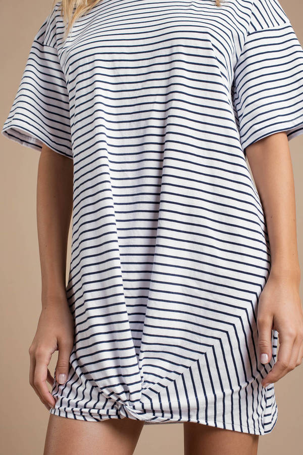 Recharge Stripe Day Dress