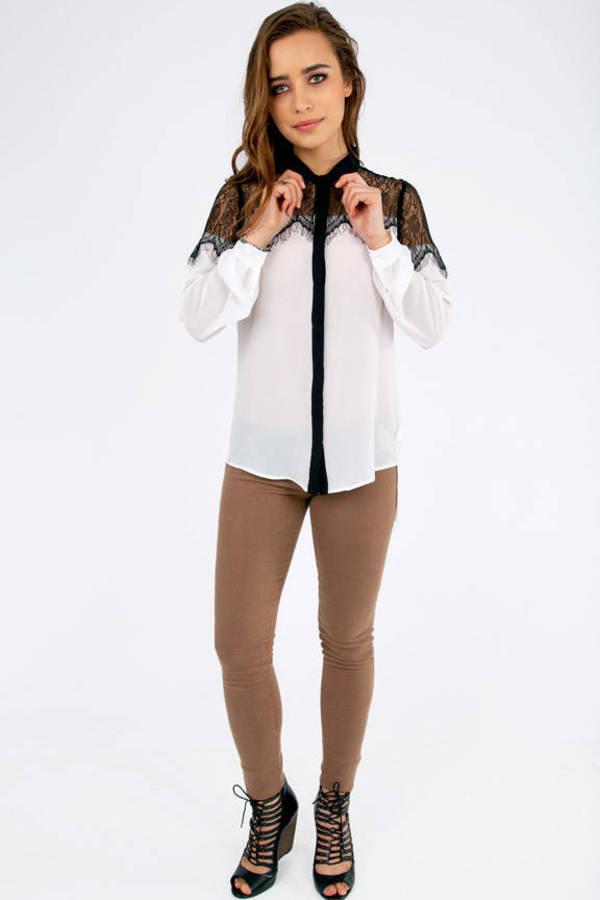 Queen Vic Button Up Shirt