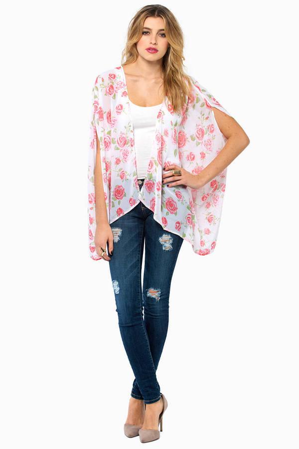 Shabby Chic Kimono