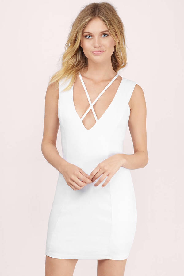 Cut Out Dresses | Long Sleeve Cutout Dress, Side Cut Out Maxi | Tobi