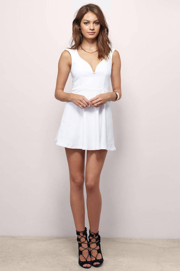 Valentina Skater Dress