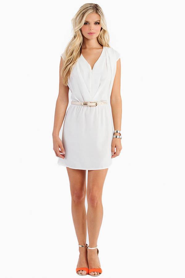 Vanny V Neck Dress