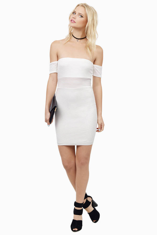 White Lies Dress